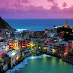 Cinque Terre – national park in Italy