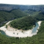 Ardèche Gorges Nature Reserve in France – European Grand Canyon