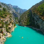 Grand Canyon of Verdon in France – the biggest canyon in Europe