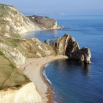 Durdle Door, Dorset Coast, England, UK