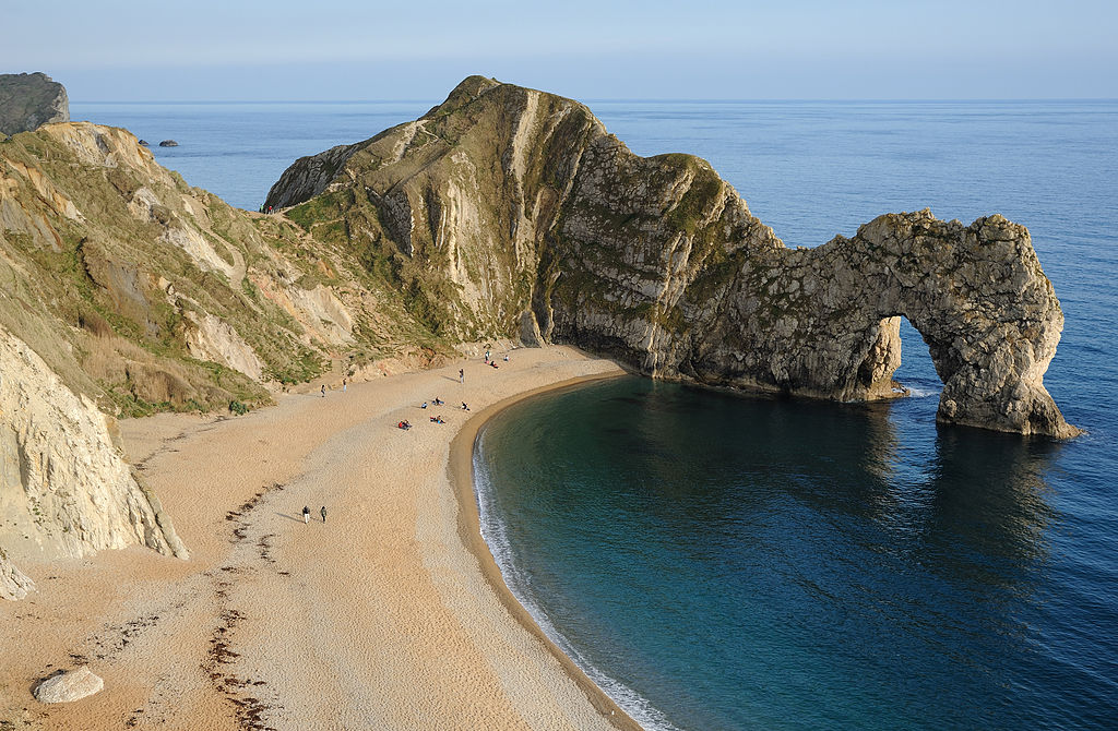 Durdle Door, Dorset, England, UK