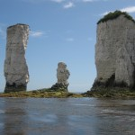 Old Harry Rocks, England, UK