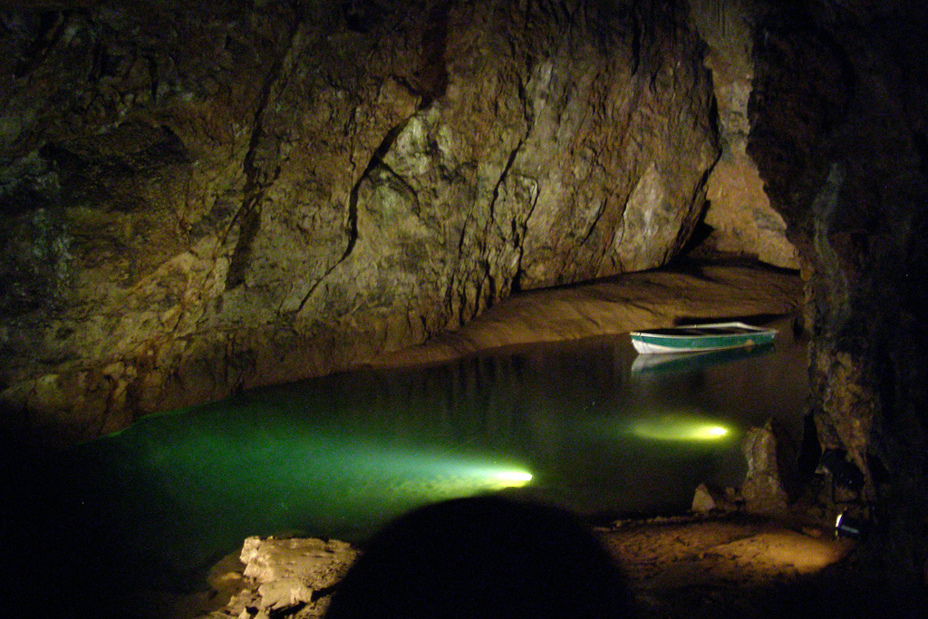 Wookey Hole Cave, England, UK