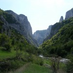 Turda gorge – one of the most popular places to visit in Romania