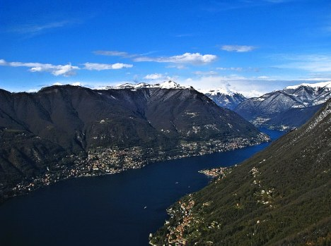 Lake Como  - one of the most romantic places in Italy
