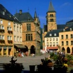 Echternach – the oldest city of Luxembourg