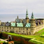 Kronborg Castle in Denmark – the place of William Shakespeare's famous tragedy Hamlet