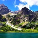 Zelené pleso in High Tatras – one of the most beautiful places in Slovakia