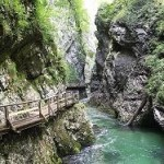 Vintgar Gorge – one of the most popular natural features in Slovenia