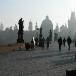 Charles Bridge, Prague, The Czech Republic