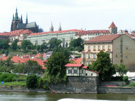 Prague Castle, The Czech Republic