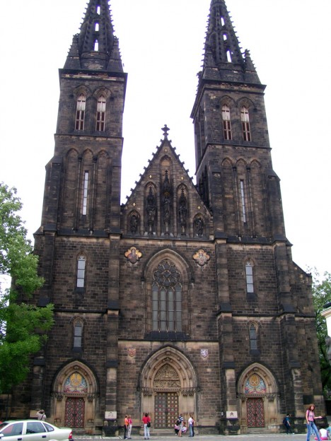 Vysehrad, Prague, The Czech Republic