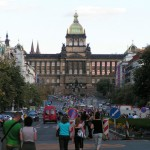 Wenceslas Square, Prague, The Czech Republic
