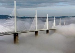 Millau Viaduct - the tallest bridge in the world | France