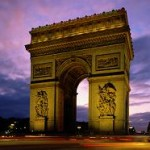 Top sights to see in Paris - Arc de Triomphe