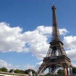 Top sights to see in Paris - Eiffel tower