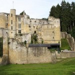 Beaufort – castle and popular summer resort in Luxembourg