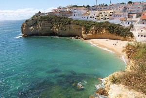 Carvoeiro - the most fantastic beaches in the Algarve, Portugal