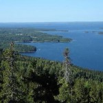 Koli National Park – one of Finland's best known national landscapes