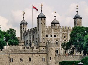 Tower of London - Royal Palace, fortress, prison, place of execution, arsenal, Royal Mint, Royal Zoo and jewel house | United Kingdom