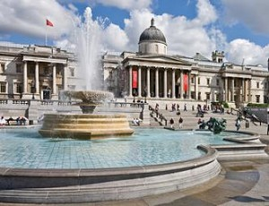 Trafalgar Square & Nelson's Column - the vibrant heart of London | United Kingdom