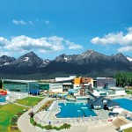 AquaCity Poprad – a popular thermal aquapark with amazing mountain views | Slovakia