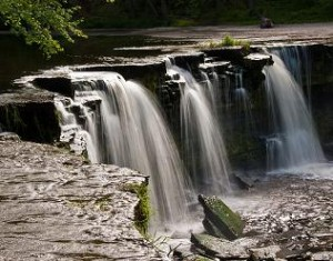 Keila Waterfall - a beautiful natural phenomena in Estonia