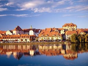 Maribor - the second largest city in Slovenia