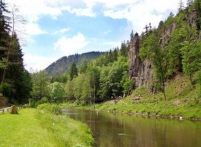 Ohre river – Canoeing and rafting on the Czech rivers