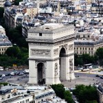 Arc de Triomphe, Paris, France 2