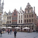 Leuven – famous university and beer town in Belgium