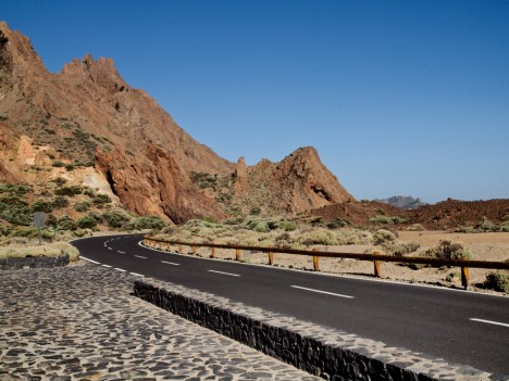 El Teide Parque, Tenerife, Canary Islands