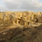 The Tombs of the Kings – an unbeatable experience in Paphos, Cyprus
