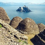 Rugged Skellig Michael – a historic island in Ireland