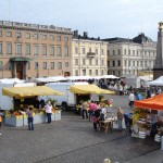 Helsinki, Finland – the meeting point of western and Eastern Europe