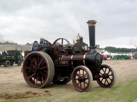 Great Dorset Steam Fair, UK